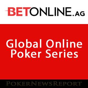 Global Online Poker Series at BetOnline