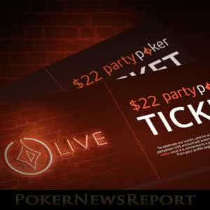 Free Party Poker Live Satellite Ticket