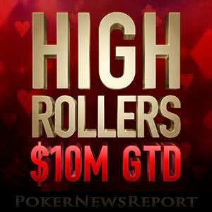 PokerStars Announces $10 Million High Rollers Series