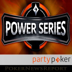 Party Poker Releases New Power Series Tournament Schedule