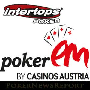 Win Poker´EM Main Event Packages at Intertops