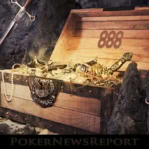 888 Poker Sends Players on Another Treasure Quest