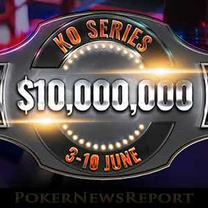 Party Poker KO Series June 2018