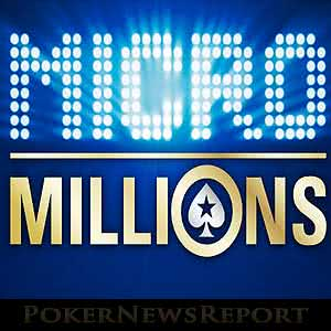 MicroMillions Returns to PokerStars from 16th July
