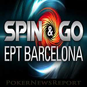 Spin & Go to EPT Barcelona with PokerStars