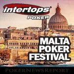 Qualify for Malta Poker Festival Grand Event at Intertops