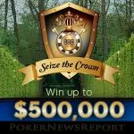 """New 888 Poker Promo Invites Players to """"Seize the Crown"""""""