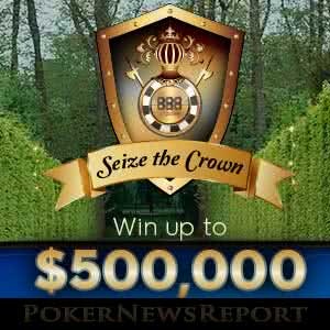 Seize the Crow at 888 Poker