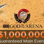 888 Poker to Host $1 Million Tournament with $55 Buy-In