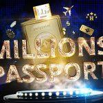 Party Poker Announces $500,000 MILLIONS Passport Promo