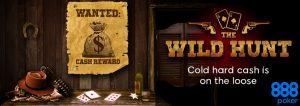 888 Poker's Wild Hunt