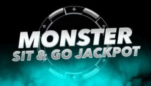 Monster Sit & Go Jackpot Games