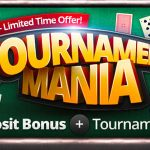 New BetOnline Reload Bonus Offers Free Tourney Money