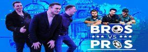 Bros vs Pros 888Live London