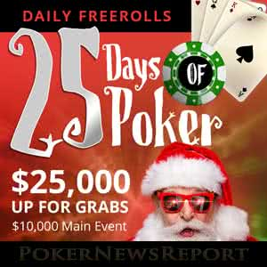 BetOnline Poker´s 25 Days of Poker