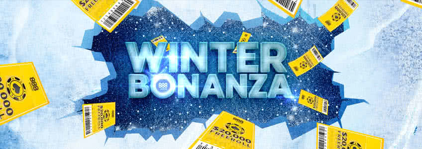 888 Winter Bonanza