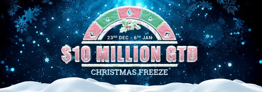 Party Poker Announces Christmas Freeze Series