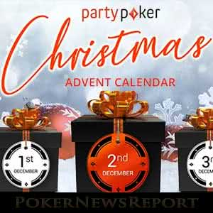 Party Poker's Christmas Advent Calendar