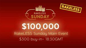 Rakeless Sunday Main Event