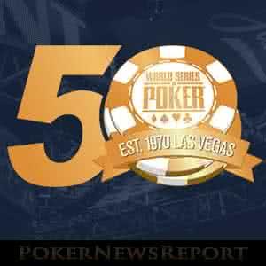 WSOP 50 Years