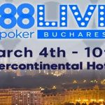 888Poker Releases Schedule for Bucharest LIVE
