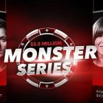 Play Party Poker´s Monster Series Phased Events Today