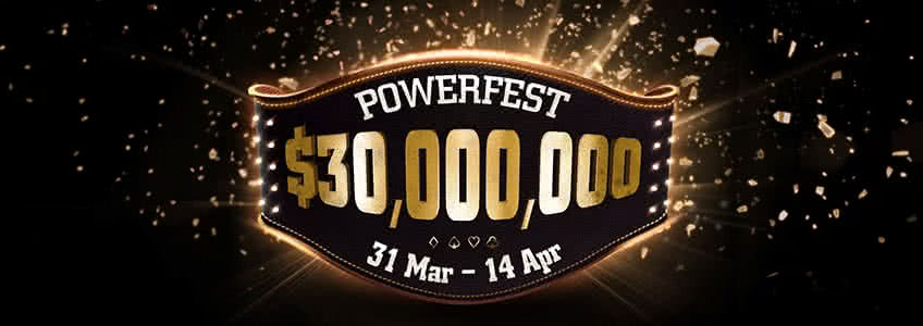Party Poker Releases April Powerfest Schedule