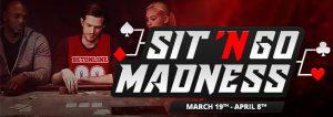 BetOnline Poker's Sit & Go Madness