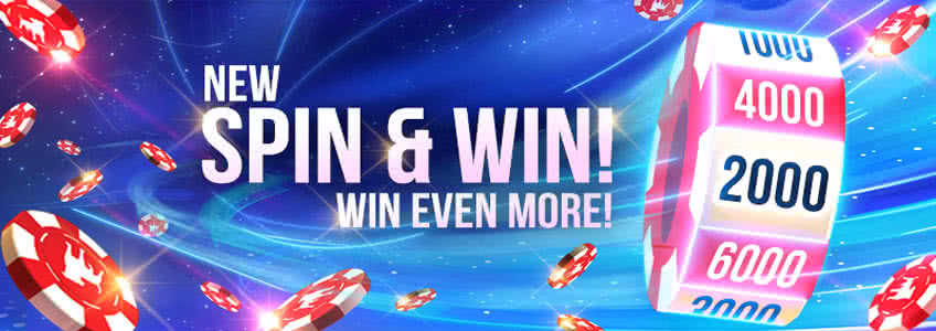 Spin & Win at Zynga Poker