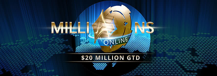 MILLIONS Online $20 Million Guaranteed