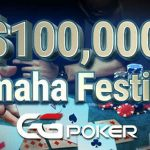 $100,000 Omaha Festival Starts at GGPoker on Saturday