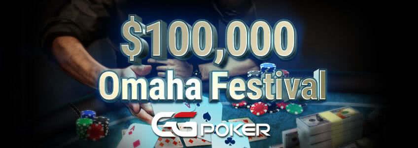 $100K Omaha Festival at GGPoker