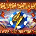 GGPoker Hosting June $300,000 Rush & Cash Gold Hunt