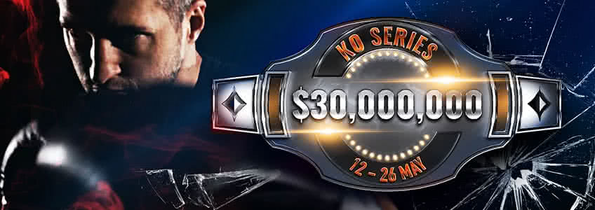 Party Poker KO Series May 2019