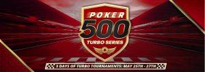 Poker 500 Turbo Series at BetOnline