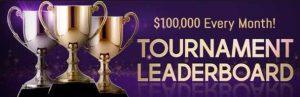 Tournament Leaderboard
