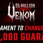 Win Free Venom Steps Tickets when You Test ACR V2