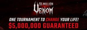 Venom Poker Tournament