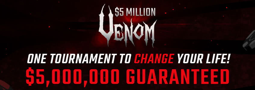 Venom Poker Tournament