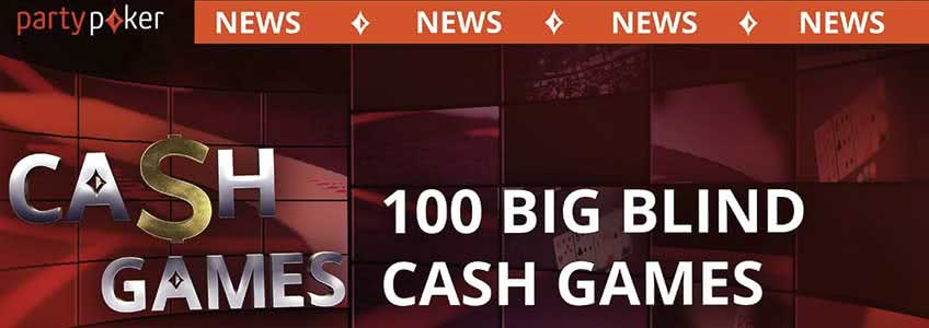 Party Poker Plans to Enforce Min 100x Buy-In for Cash Games