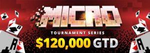 BetOnline Micro Tournament Series