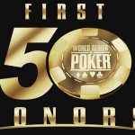 WSOP Names its 50 Greatest Players and Hosts First 50 Gala