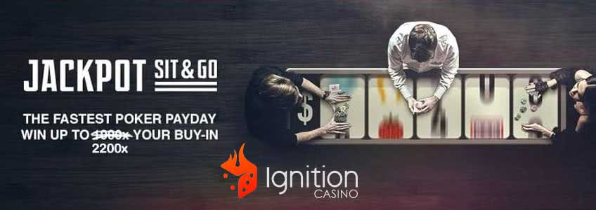 Is Ignition Poker Trying to Tempt WPN´s Jackpot Players?