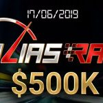 Party Poker Announces $500K Alias Race for 17th June