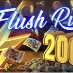 GGPoker Running $200,000 Flush Rush Promotion in July