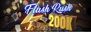 $200K Flush Run at GGPoker