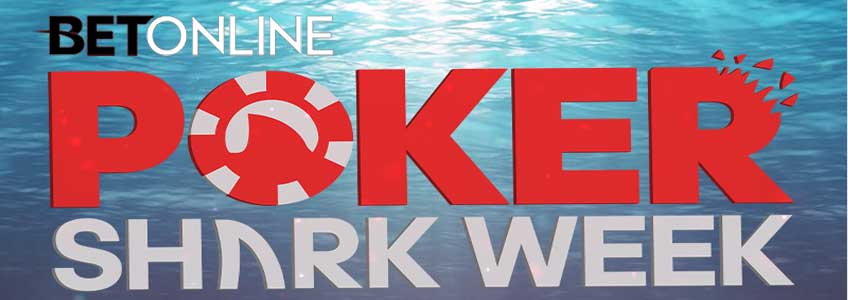 Shark Week at BetOnline Poker