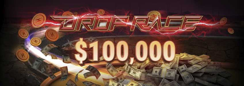 GGPoker $100K Drop Race