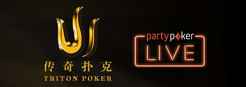 Party Poker Live Triton Million