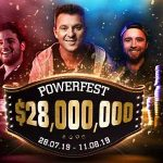 Party Poker Announces PowerFest Schedule and Spins Promo